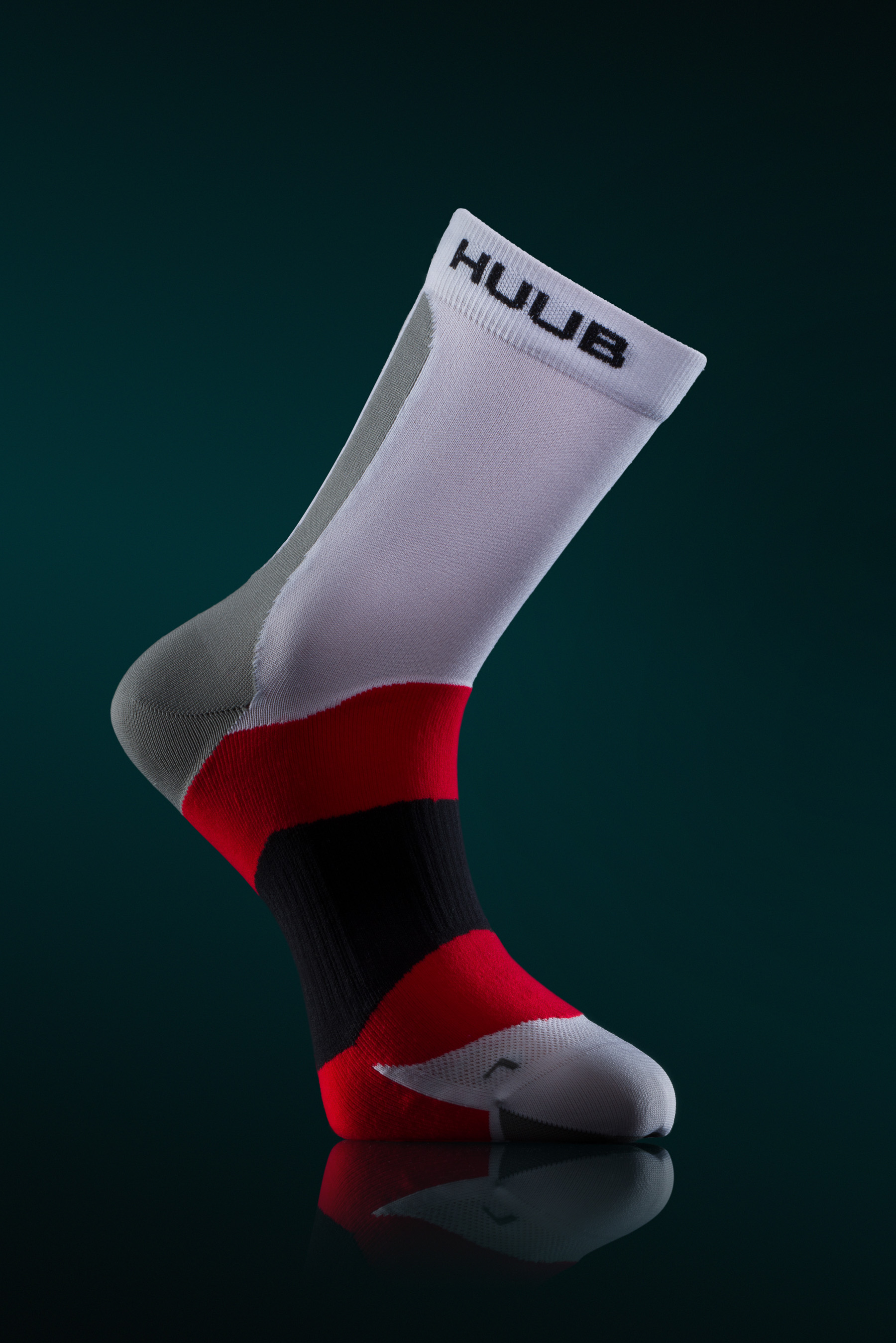 HUUB Sock Product Photography