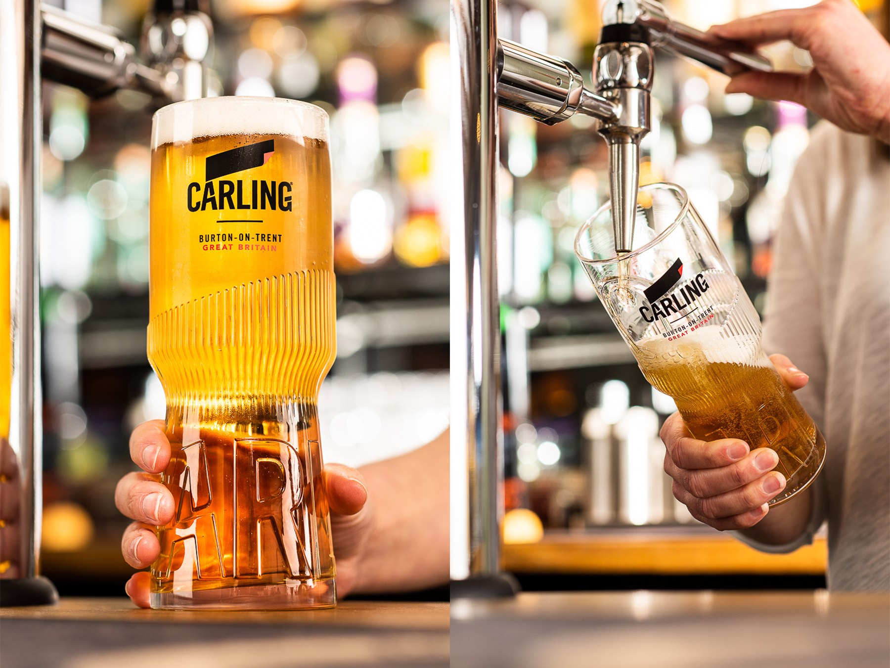Carling lifestyle photography for Molson Coors