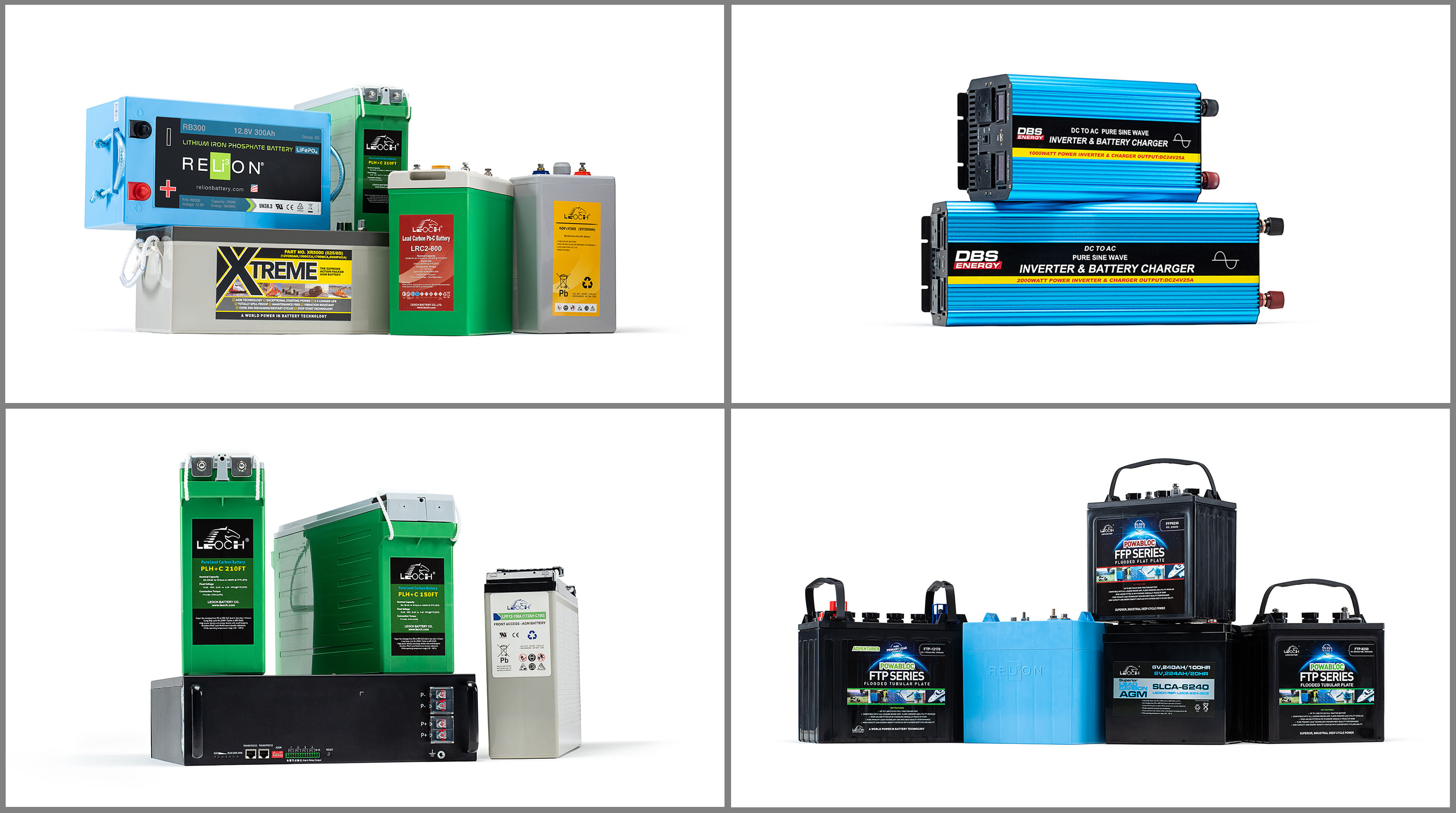 dbs leoch batteries photography